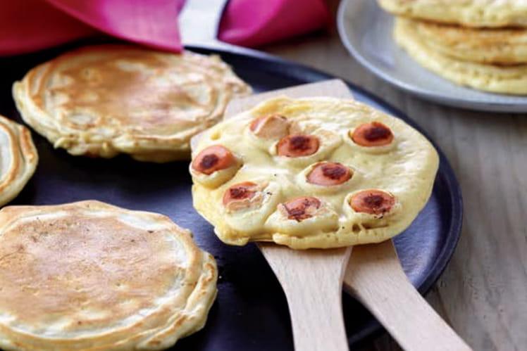 Pancakes aux Knacki®