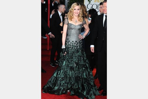 Madonna le 15janvier 2012