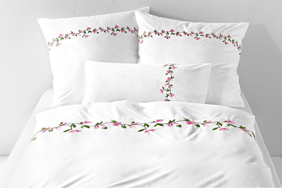 Parure de lit par hellinehome le printemps se pose sur - Ou acheter housse de couette ...