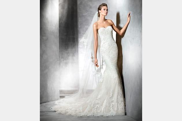 Robe de mariée Princia, Pronovias