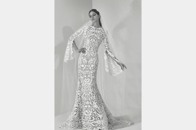 Une robe de mariée mystérieuse