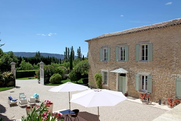 Un ancien domaine viticole