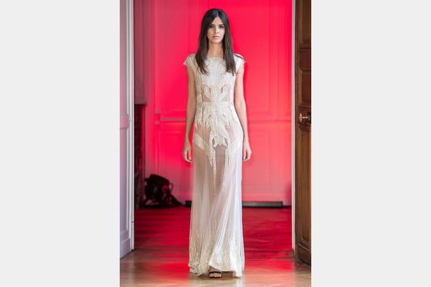 Robe de mariée Alexandre Delima, ravissante