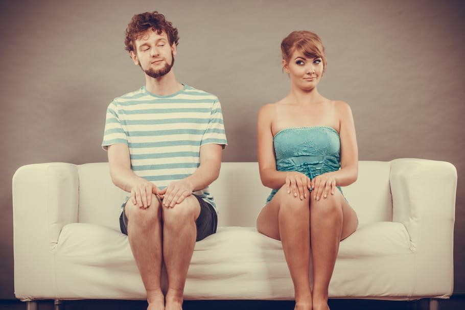 Le corona-couple: rester confiné sans se disputer ni (trop) se toucher