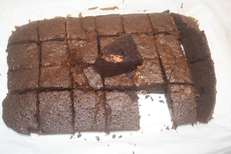 Pavés au Chocolat des Rocheuses