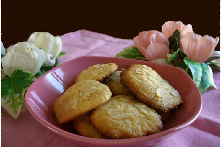 Cookies amandines