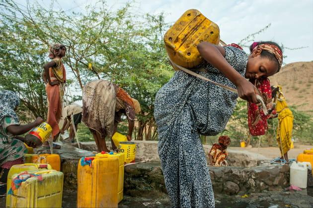 En Ethiopie, les femmes doublement victimes de la sécheresse