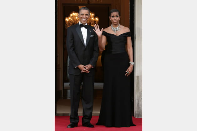 Michelle Obama le 25mai 2011