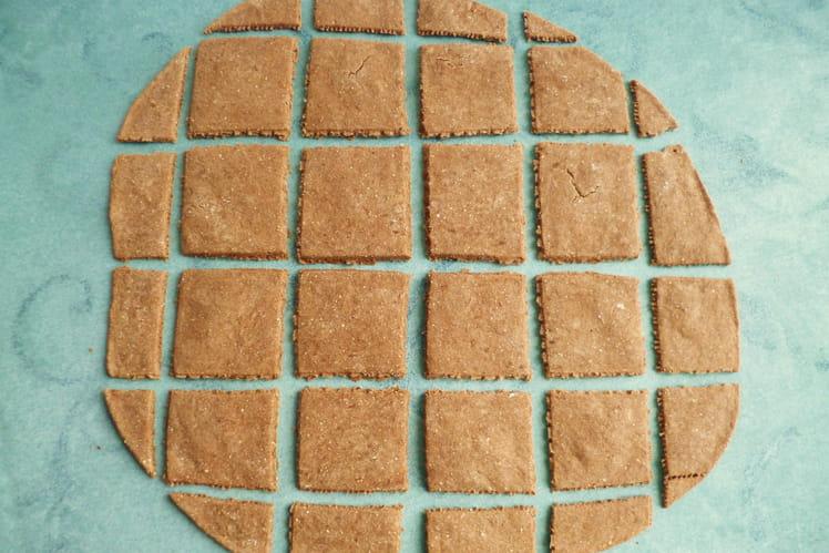 Biscuits diététiques sans gluten au Chi-Café avec teff souchet amarante bambou