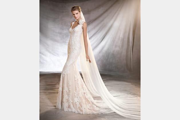 Robe de mariée Orma, Pronovias