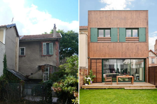Extension de maison : totale transformation !