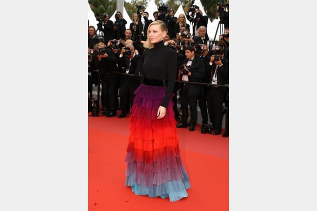 Cate Blanchett en Givenchy