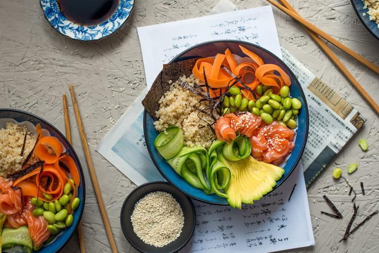Sushi Buddha Bowl