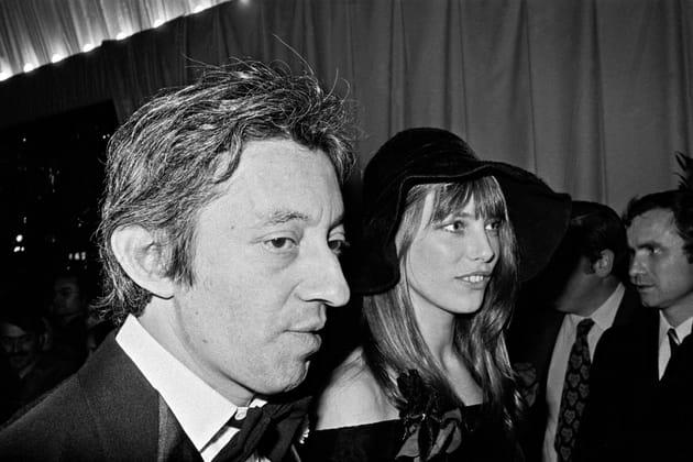 Encore une soirée pour le couple mythique en 1972