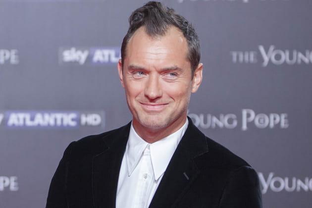 Jude Law est de mèche