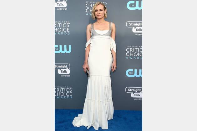 Diane Kruger aux Critics Choice Awards