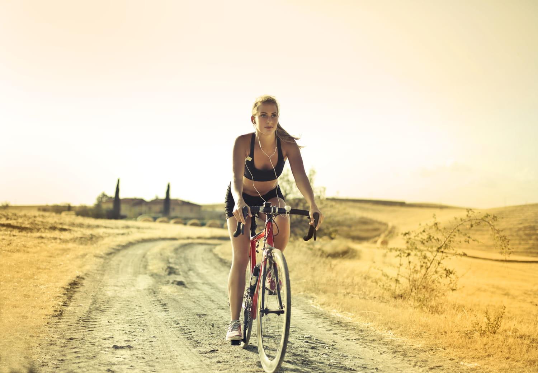 Faire du vélo pour maigrir, c'est facile!
