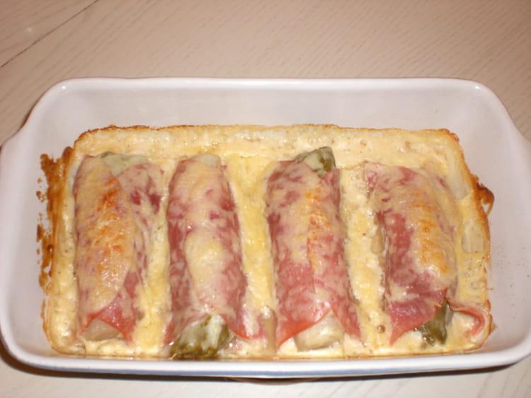 Recette endives au jambon inratables la recette facile - Cuisiner endives au jambon ...