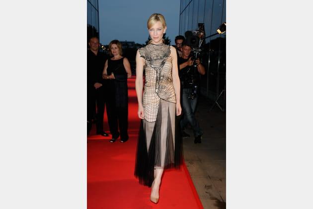 Cate Blanchett le 27août 2013