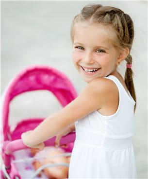 noël peut être source d'angoisse pour les personnes ayant peur des poupées.