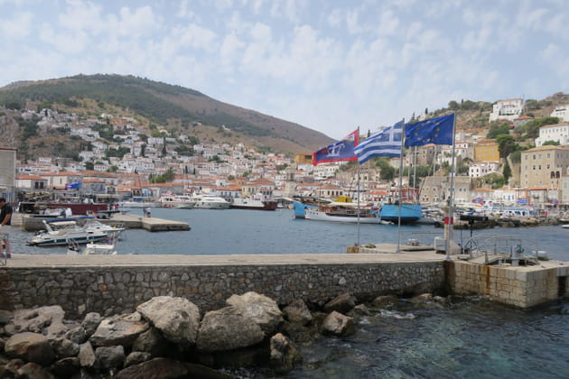Excursion : escapade sur l'île d'Hydra