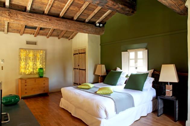 "Une chambre ""green"""