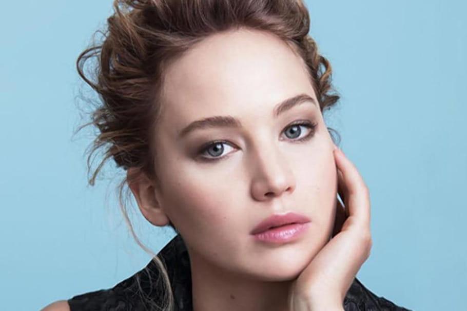 Jennifer Lawrence, nouveau visage de Dior Addict