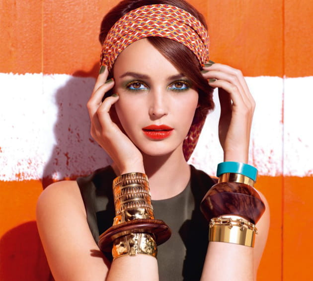 Collection Paris Ethnic Chic de Bourjois