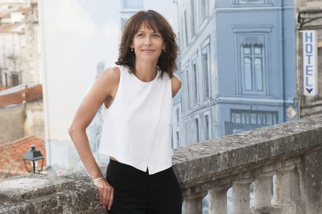 Sophie Marceau a 51ans: joyeux anniversaire!
