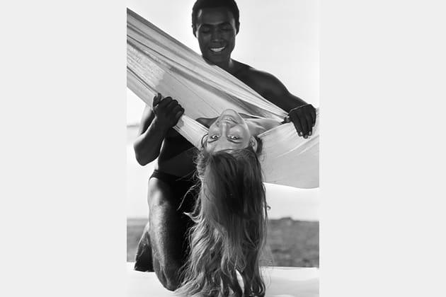 Patricia Gozzi et Calvin Lockh Brésil – 27juin 1968