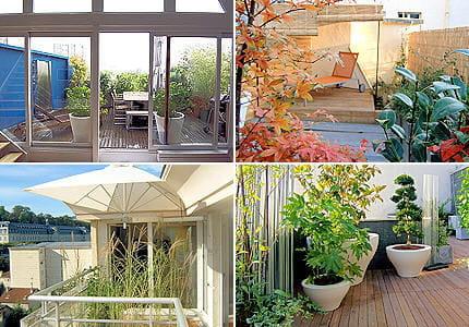 Six projets de designer pour relooker son balcon Amenager petite terrasse reve decorer