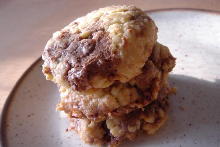 Cookies au chocolat à l'avoine