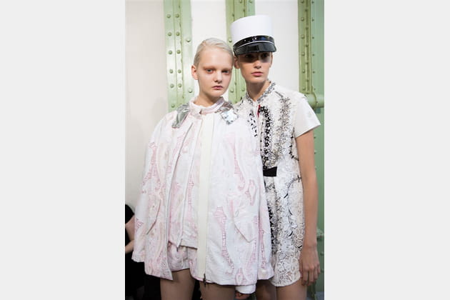 Moncler Gamme Rouge (Backstage) - photo 72