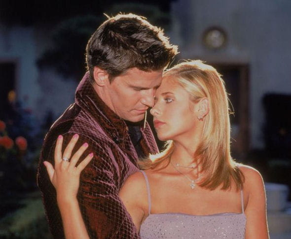 Buffy contre les vampires : Buffy et Angel