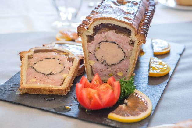 Un best-selleur: le pâté en croûte