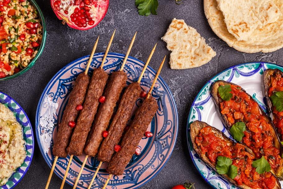 Recettes ramadan: des idées pour un menu sain et gourmand
