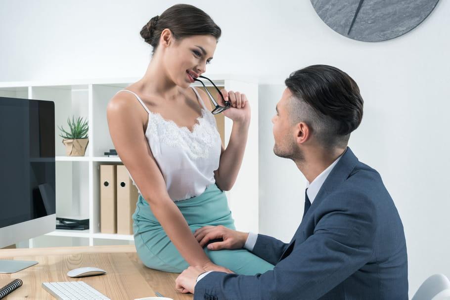 No zob in job? Les applis facilitent l'amour au travail