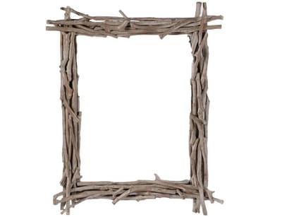 miroir en bois flotté 'nantucket' sur delamaison.fr