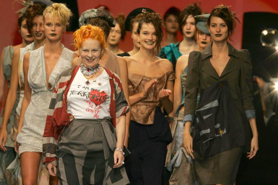 Vivienne Westwood, la queen du punk