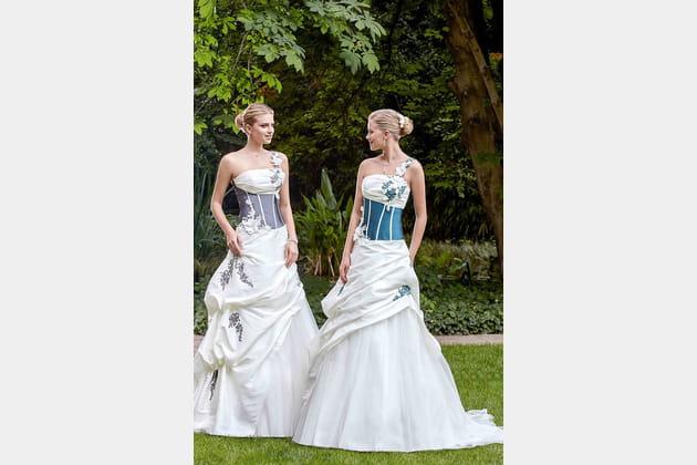 Robe de mariée Eva de Point Mariage