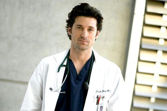 Patrick Dempsey, docteur des coeurs