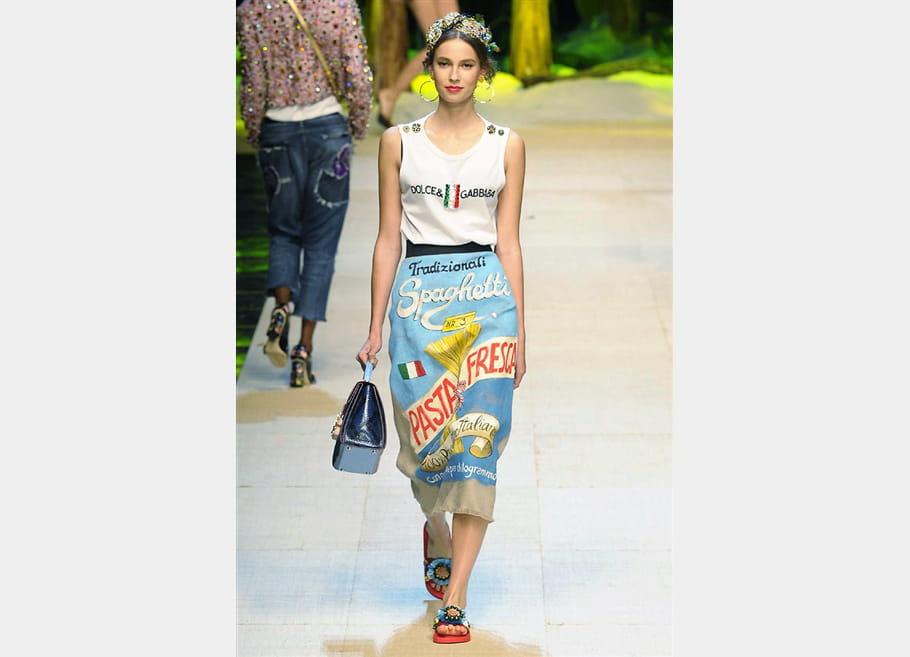 Dolce & Gabbana - passage 60