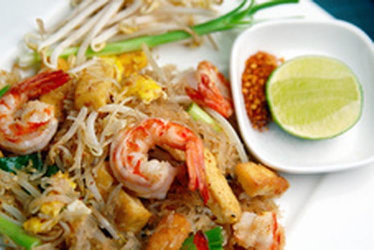 Recette De Wok Thai
