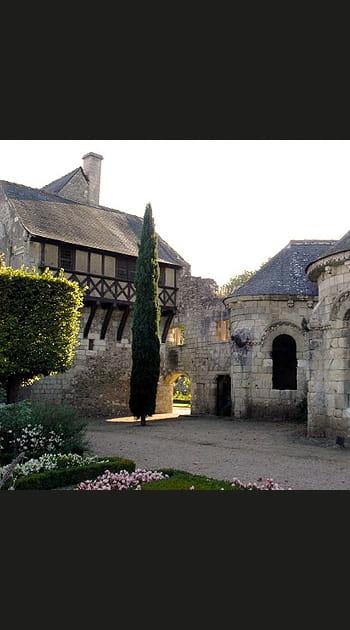 Chez Pierre de Ronsard à Tours