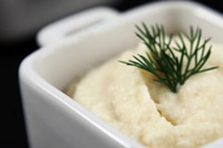 Purée douce céleri-pommes de terre
