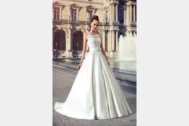 Robe de mariée Diderot, Pronuptia