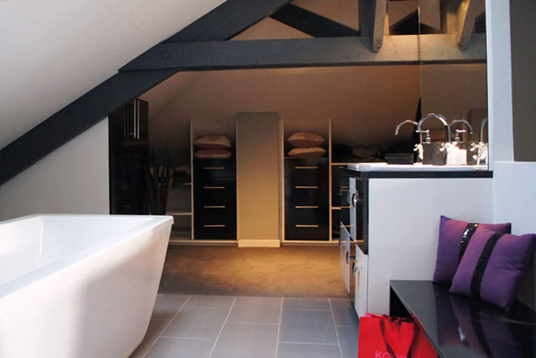 le dressing. Black Bedroom Furniture Sets. Home Design Ideas