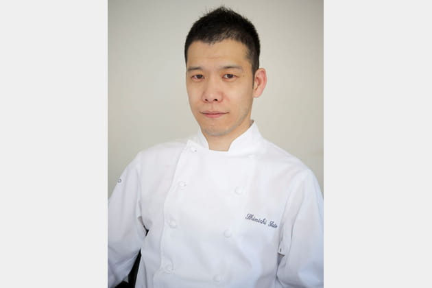 Shinichi Sato, chef du Passage 53