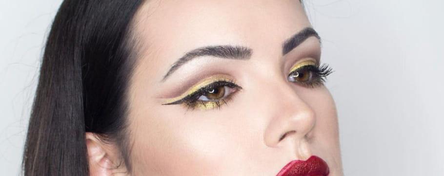 Populaire Coiffure maquillage Noël : conseils, astuces, vidéo pour le grand soir HT96