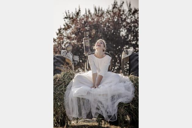 Robe de mariée Voyage, Victoire Vermeulen
